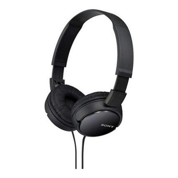 Sony MDR-ZX110 B HiFi fejhallgató - Trinit Műszaki Áruház dee8b60ee8