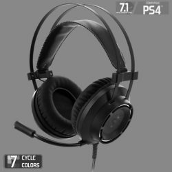 Spirit of Gamer Elite-H70 PS4 7.1 USB gamer fejhallgató