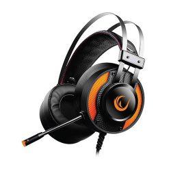 Rampage Miracle-X3 Orange/Red 7.1 gamer fejhallgató