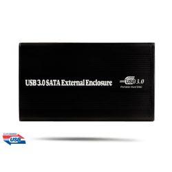 """Wintech MOB-8 2,5"""" SATA HDD USB3.0 külső ház"""