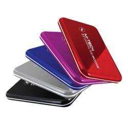 """M-Tech MT-2536 2,5"""" HDD USB2.0 külső ház (piros)"""