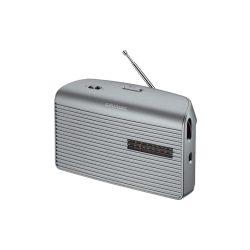 Grundig Music 60SZ hordozható rádió sötét szürke