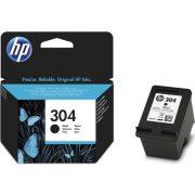 HP (N9K06AE UUS) 304 fekete patron