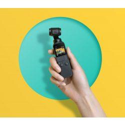 DJI Osmo Pocket 4K kézi gimbalos kamera