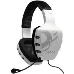 Ozone Rage St Stereo headset fehér