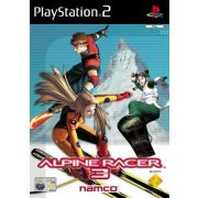 PS2 software: Alpine Racer 3
