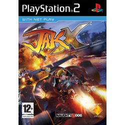 PS2 Software: Jak X