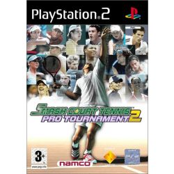 PS2 software: Smash Court Tennis 2
