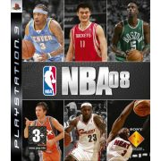 PS3 software: NBA 08'