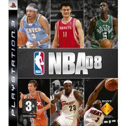 PS3 software: NBA 08'