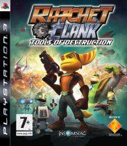 PS3 software: Ratchet & Clank Tools of Destruction Platinum