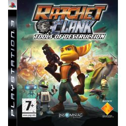 PS3 software: Ratchet & Clank Tools of Destruction Platinum
