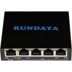 Rundata PS504 4+1 port POE Switch