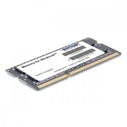Patriot PSD34G160081S 4GB 1600MHz DDR3 Notebook memória