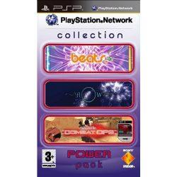 PSP software: PSN collection EAS