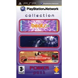 PSP software: PSN collection EAS