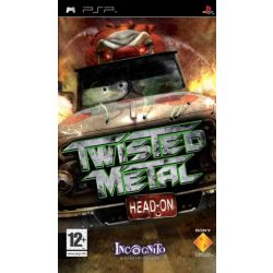 PSP Software: Twisted Metal
