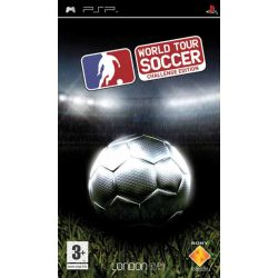 PSP Software: World Tour Soccer