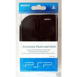 Sony PSP UMD tok és törlőkendő