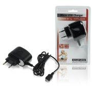 König mikro USB hálózati töltő adapter