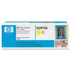 HP Q3972A 123A Yellow eredeti toner