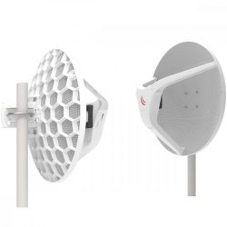 Mikrotik RBLHGG-60adkit Wireless Wire Dish 60GHz pont-pont