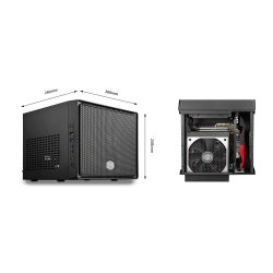 Cooler Master Elite 110 Advanced RC-110-KKN2 ház