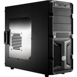 Cooler Master Elite Knight 350 RC-K350-KWN2 ATX PC fekete ház