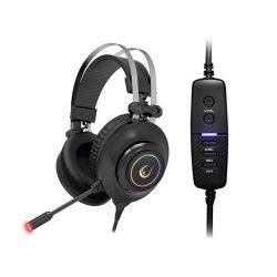 Rampage RM-K1 Pulsar RGB LED 7.1 fejhallgató