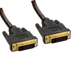 DVI 24+1 DVI 24+1 Monitor kábel 2 méter