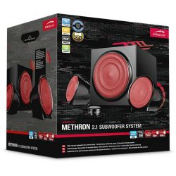 Speedlink SL-8325-BK Methron 2.1 Subwoofer system fekete