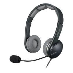 Speedlink SL-8700002-BKGY Sonid fejhallgató+mic USB