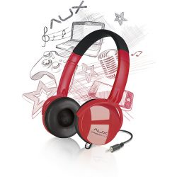 Speedlink SL-8752-BKRD AUX-Freestyle Stereo Headset