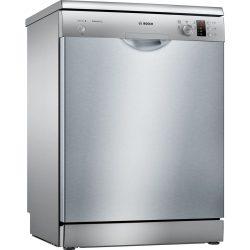Bosch SMS25AI04E mosogatógép inox 12 terítékes A+
