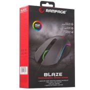 Rampage SMX-R70 Blaze gamer egér