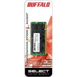 Buffalo 2GB 1333MHz DDR3 Notebook memória
