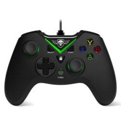 Spirit Of Gamer XGP vezetékes kontroller PC/Xbox One zöld