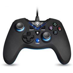 Spirit Of Gamer XGP vezetékes kék kontroller PC/PS3