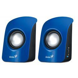 Genius SP-U115 Stereo USB hangfal kék