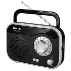 Sencor SRD210BS hordozható rádió