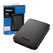 Maxtor M3 4TB STSHX-M401TCBM USB3.0 külső merevlemez