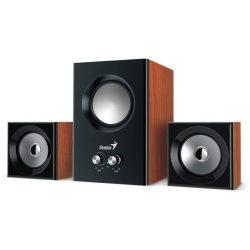 Genius SW-2.1 375 2.1 barna hangfalszett
