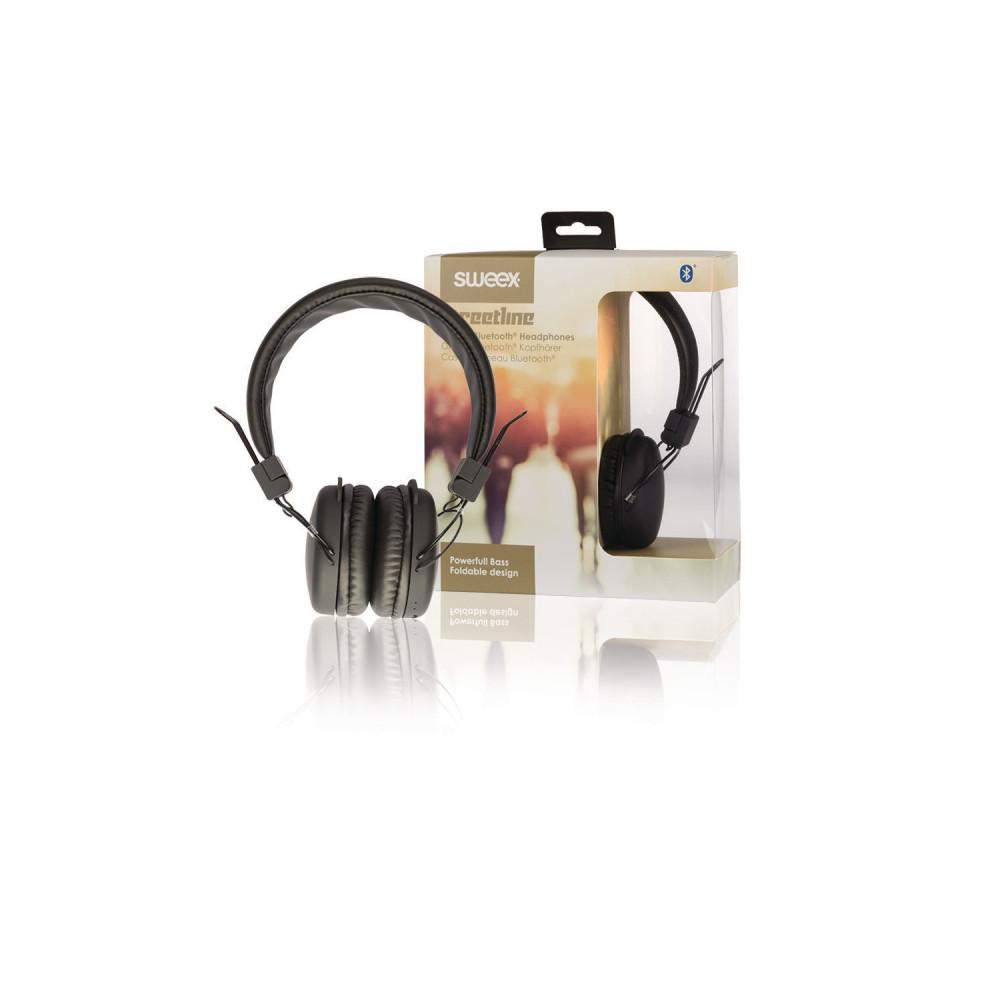 Sweex SWHPBT100B Bluetooth fejhallgató - Trinit Műszaki Áruház 7a3998aa91