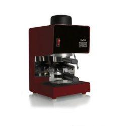 Szarvasi SZV611 presszó kávéfőző bordó
