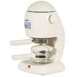 Szarvasi SZV 624 presszó kávéfőző fehér
