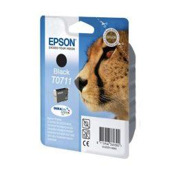 Epson T0711 fekete tintapatron
