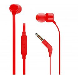 JBL T110RED headset