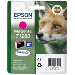 Epson T1283 tintapatron piros