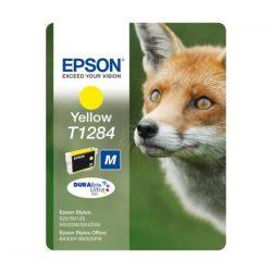 Epson T1284 tintapatron sárga