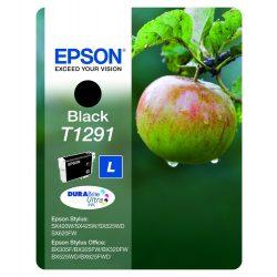 Epson T1291 tintapatron fekete